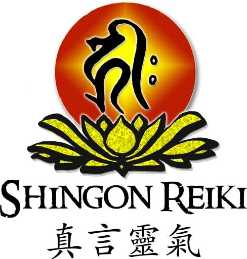 Shingon Reiki-Logo