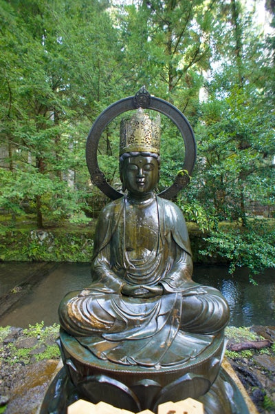 Shinpiden Meistergrad - Dainichi Nyorai Meister Lehrer