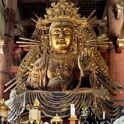 Lehrer Training Japanischer Tempel