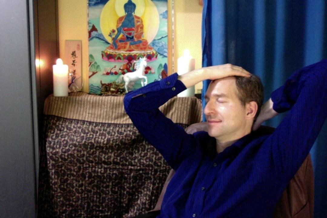 Einweihungen in die buddhistische Geistheilung