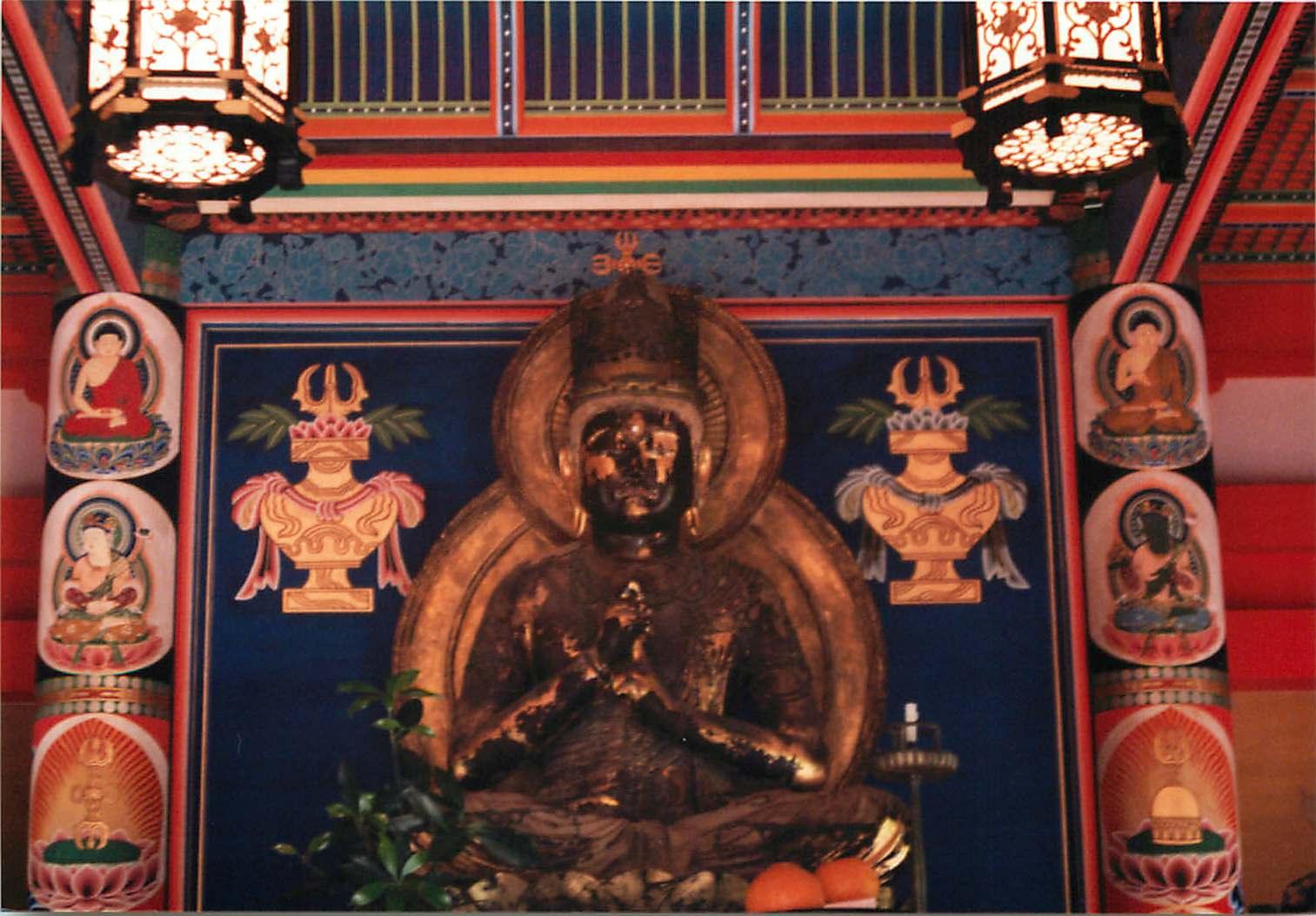 Der Große Sonnebuddha - Quelle der Reiki-Kraft - Shingon Reiki Meister Praktiker