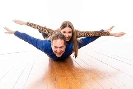 Mark und Eileen
