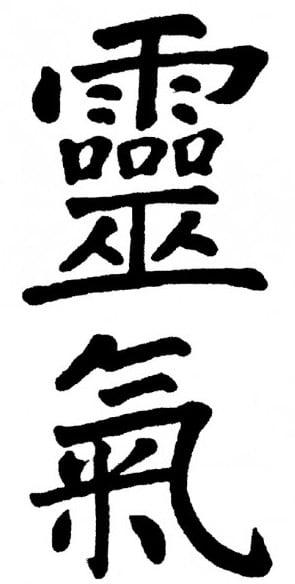 Reiki-Schriftzeichen - Dr. Mark Hosak
