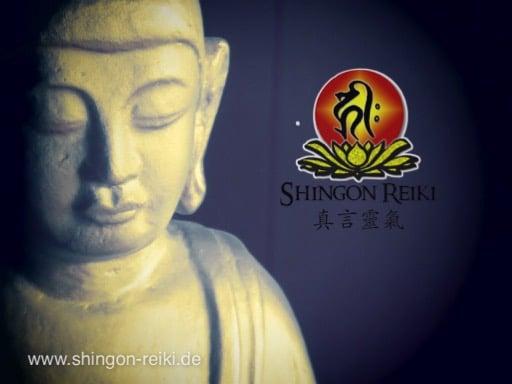 Buddhistisches Shingon Reiki Einweihungstraining